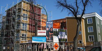 Bâtissons plus de coopératives d'habitation
