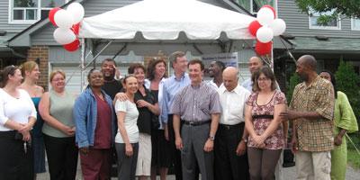 La priorité aux communautés (Ontario)