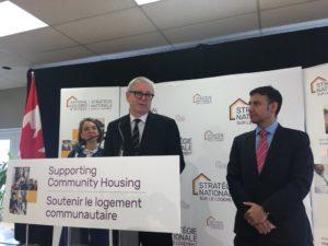 Le gouvernement fédéral annonce la première phase d'une aide au logement pour les ménages à faible revenu des coopératives