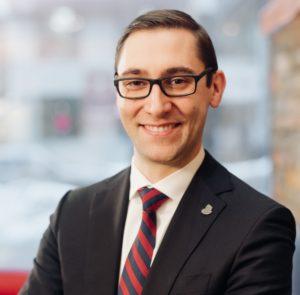 La FHCC nomme Tim Ross au poste de directeur général