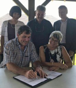 Le Nouveau-Brunswick est la troisième province à conclure une entente dans le cadre de la Stratégie nationale sur le logement