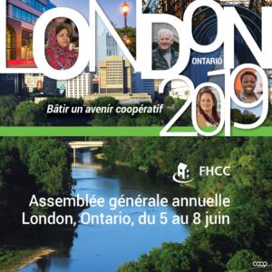 Joignez-vous à nous à London, en Ontario, pour l'assemblée annuelle de la FHCC (5-8 juin 2019)