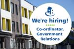 Nous embauchons un/e coordonnatrice/teur, relations governemantales