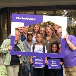 Mise à jour sur la campagne Incluons les coops : visites de coopératives, webinaire,  et beaucoup plus!