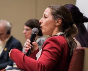 Sandra Turgeon veut que les gens découvrent la valeur économique et sociale des coopératives