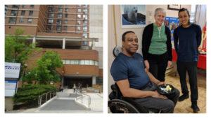 Stanley Knowles : Des aînés de Toronto jouissent d'une collectivité diversifiée