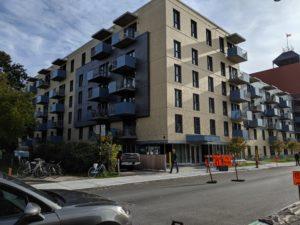 Membre fondatrice raconte la genèse de la coopérative d'habitation Mile End
