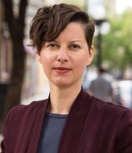 La consultante Jackie Hogue conseillera la FHCC sur la réconciliation