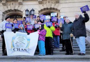 Rassemblement de coopératives à Regina pour protéger l'abordabilité des logements