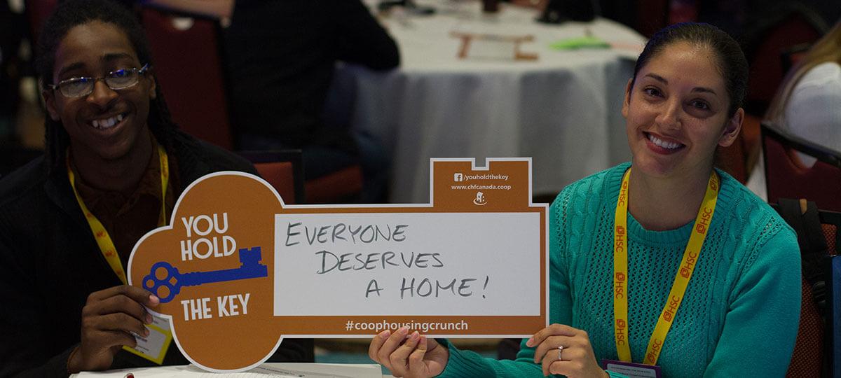 Réglez la pénurie de logements abordables (Ontario)