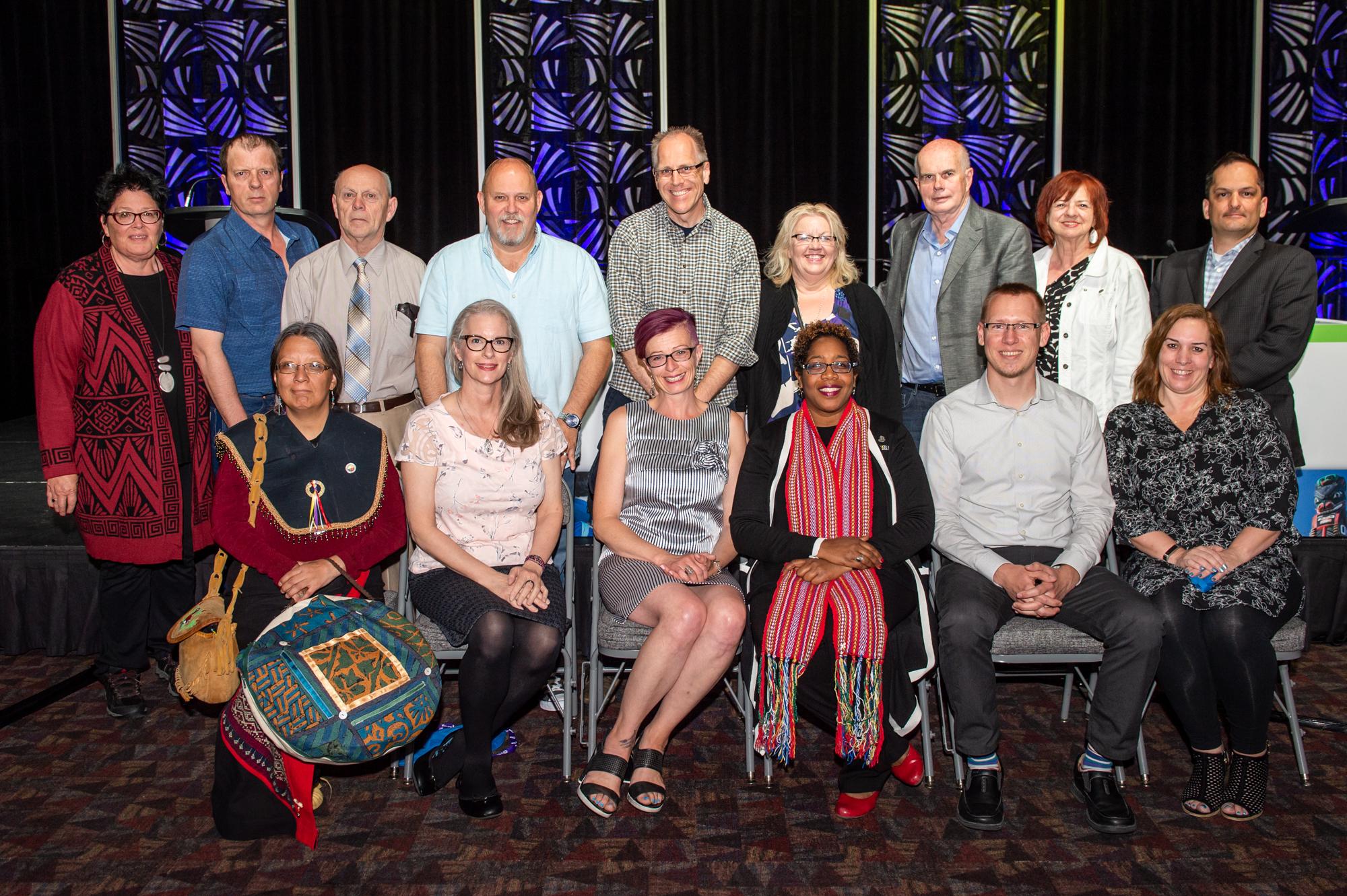 Rencontrez les nouveaux membres du conseil de la FHCC