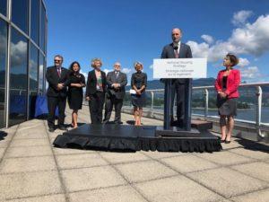 La Colombie-Britannique devient la deuxième province à conclure une entente dans le cadre de la Stratégie nationale sur le logement