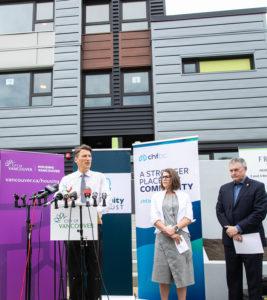 La plus récente et plus grande coopérative d'habitation de Colombie-Britannique, la Fraserview, accepte les demandes d'adhésion