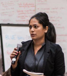 Sahara Shaik poursuit la tradition du leadership des jeunes membres des coopératives