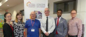 L'été de M. Bliss : un expert du Royaume-Uni étudie les coopératives d'habitation dans le cadre d'une visite pancanadienne