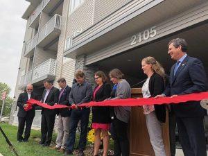 La Western Manitoba Seniors Co-op lance la deuxième phase de son projet de 63 logements