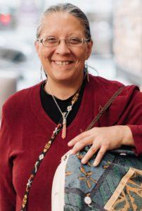 Présentation de la nouvelle représentante autochtone, Tina Stevens