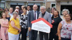 Le gouvernement fédéral lance la phase 2 de l'Initiative fédérale de logement communautaire (IFLC-2) – 20 000 ménages à faible revenu vivant dans des coopératives sont protégés jusqu'en 2028