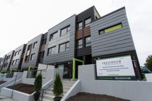 Fraserview : Une magnifique coop aide à atténuer la crise du logement à Vancouver.