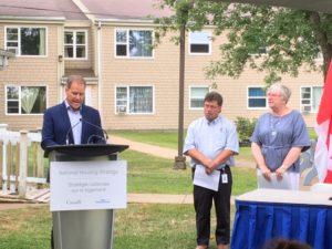 Les coopératives d'habitation se réjouissent de la signature de l'entente de logement bilatérale avec la Nouvelle-Écosse