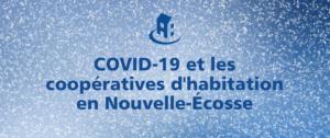 COVID-19 et les coopératives d'habitation en Nouvelle-Écosse