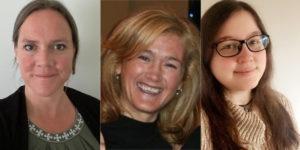 Voici trois «nouvelles» employées des fédérations