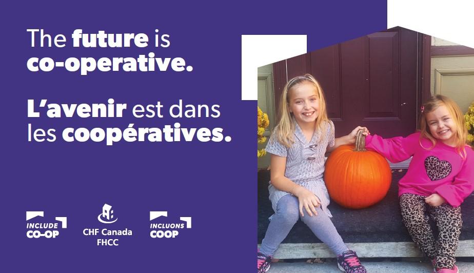 Faites campagne pour promouvoir l'habitation coopérative durant les élections au Nouveau-Brunswick le 14septembre