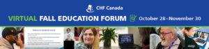 Le Forum virtuel de formation d'automne récolte des commentaires positifs