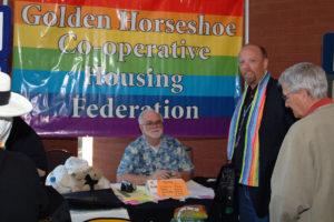 Dave Smart tire sa révérence en tant que directeur général de la Golden Horseshoe Co-operative Housing Federation