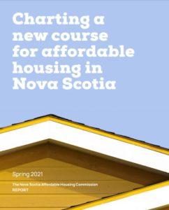 La Commission du logement abordable de la Nouvelle-Écosse présente son rapport final au ministre