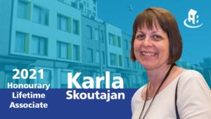 Karla Skoutajan, leader dévouée de l'habitation coopérative