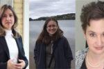 Présentation de trois nouvelles employées de la FHCC